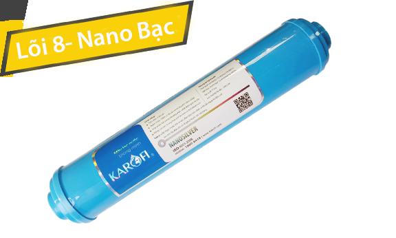 Lõi lọc số 8 Karofi Nano Silver