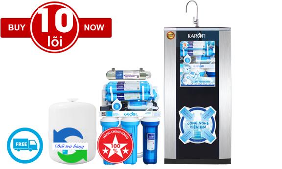 Karofi sRO KSI90+A tiêu chuẩn ((10 lõi +alkaline)
