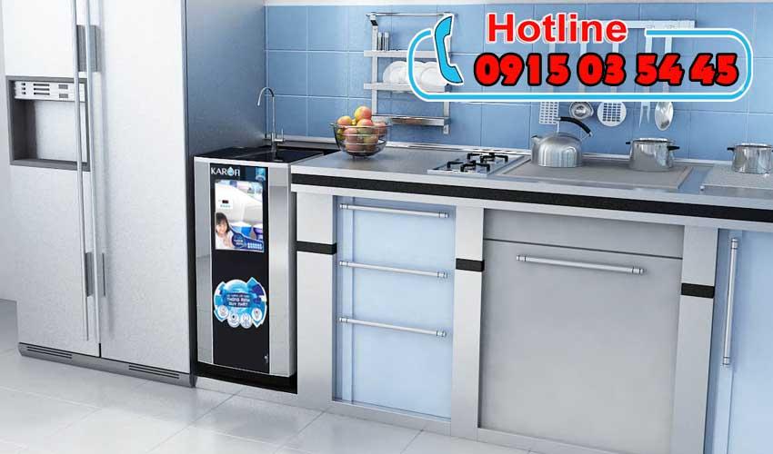 máy lọc nước karofi iro 1.1 giá rẻ