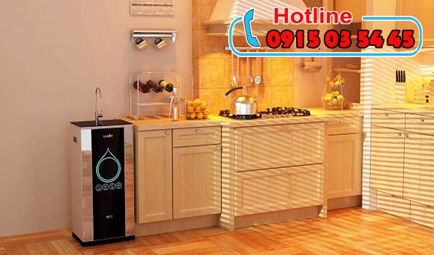 máy lọc nước karofi iro 2.0 dễ dàng lắp đătk