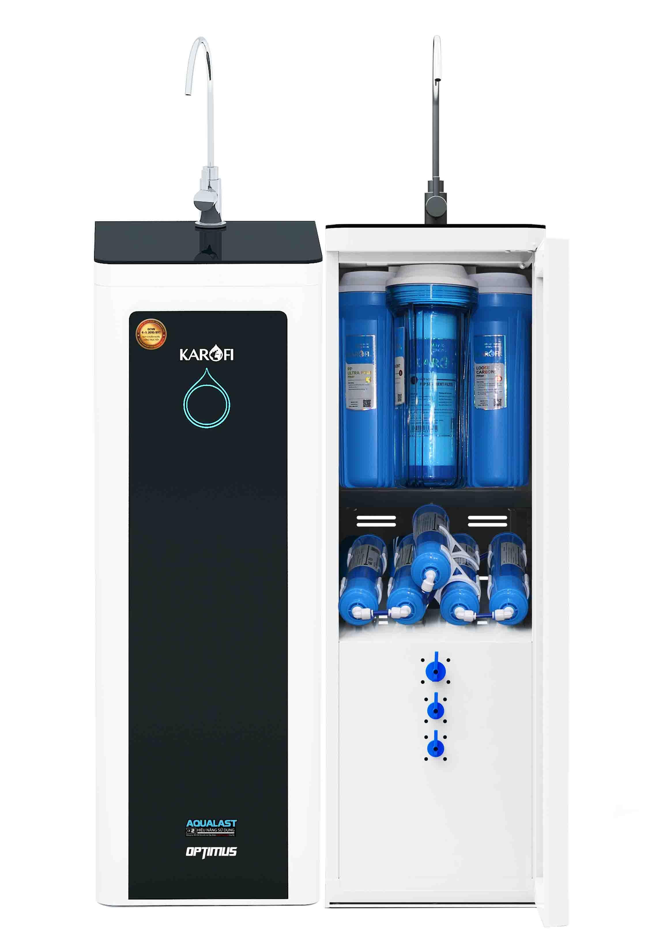 Máy lọc nước Karofi Optimus i1 O-i127 (7 lõi)