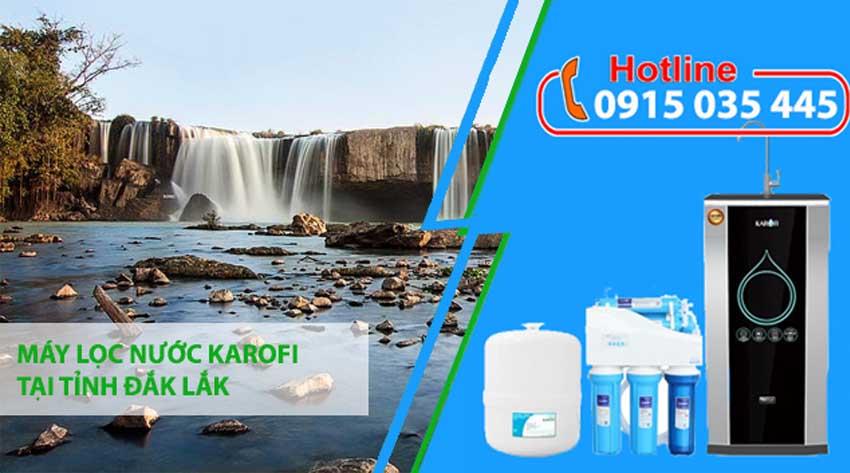 máy lọc nước karofi tại đắk lắk