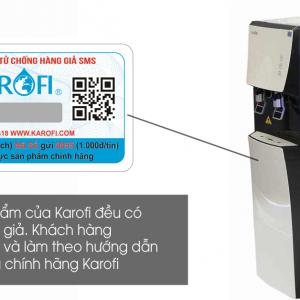 tem chống hàng giả của máy lọc nước karofi