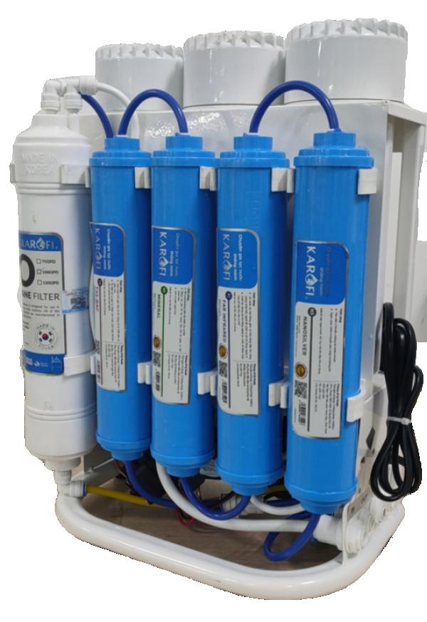 Máy lọc nước Karofi Slim S-s038 (8 lõi)