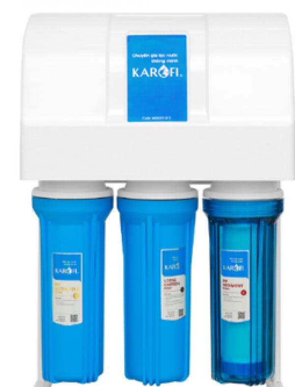Máy lọc nước Karofi để gầm S-s137 (7 lõi)