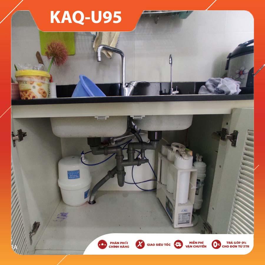 MÁY LỌC NƯỚC KAROFI KAQ-U95 NEW 2021 (10 lõi lọc)
