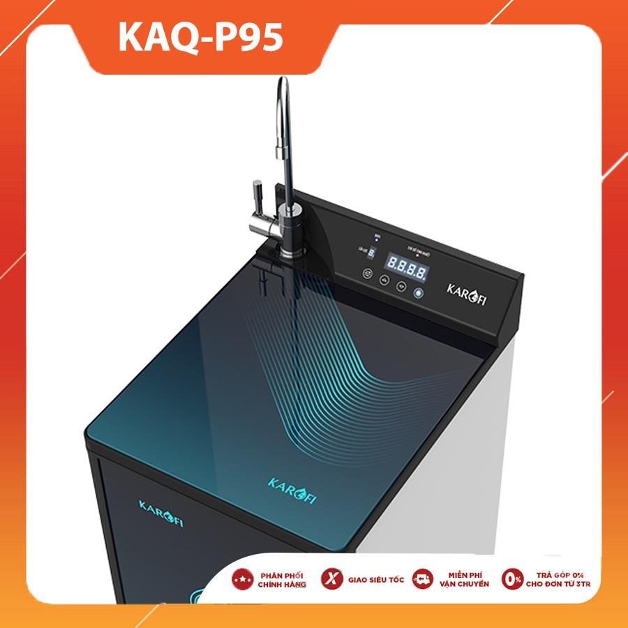 MÁY LỌC NƯỚC KAROFI OPTIMUS KAQ-P95 NEW 2021 (10 lõi lọc)