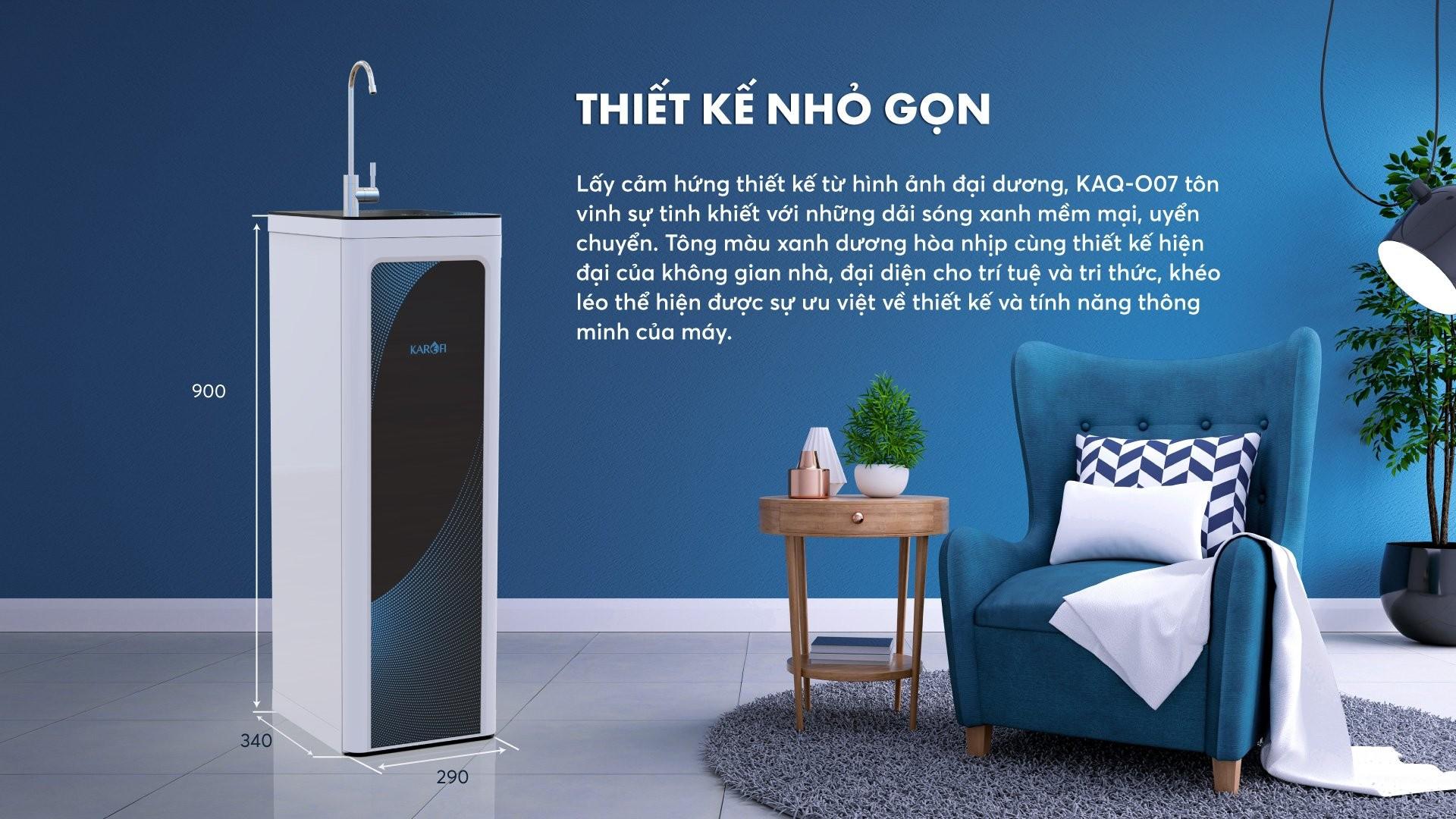 máy lọc nước karofi aiotec kaq-o07