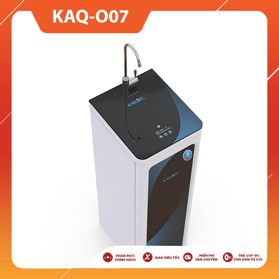 MÁY LỌC NƯỚC KAROFI AIOTEC KAQ-O07 NEW 2021 (10 lõi lọc)