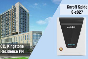 Chung Cư Kingston Recidence Quận Phú Nhuận – Lắp Đặt Karofi Spido S-s027
